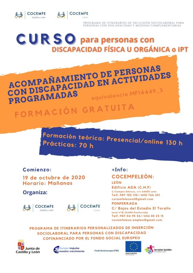 Cocemfe León Solidario Digital